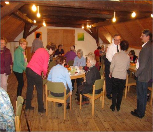 Ökumenischer Seniorenkreis im Februar 2016