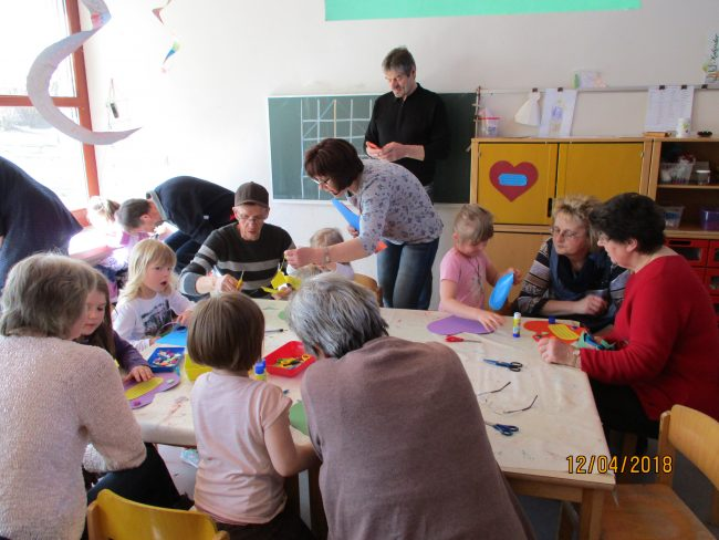 Kindergarten Rückblick 2018 Evang Luth Kirchengemeinde